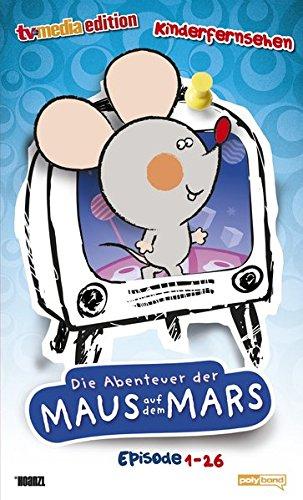Die Abenteuer der Maus auf dem Mars,