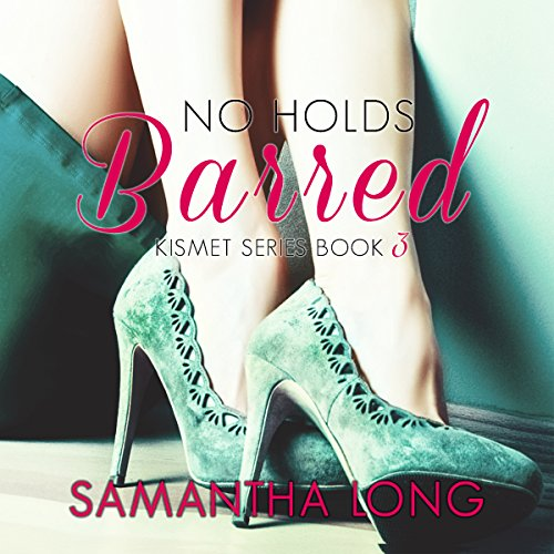 No Holds Barred audiobook cover art