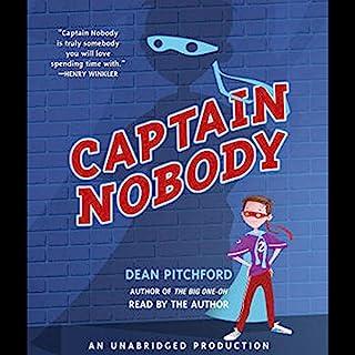Captain Nobody audiobook cover art
