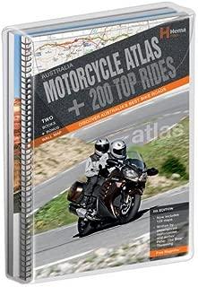 Australia Motorcycle Atlas + 200 Rides (5th Ed)
