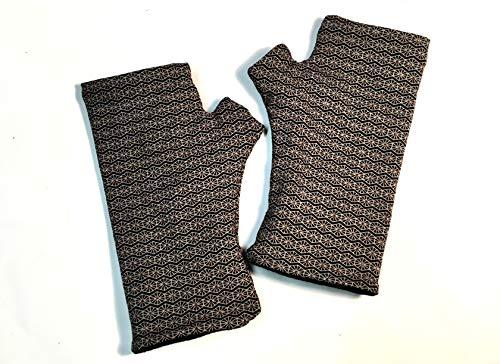 Stulpe Stulpen Glitzer Geschenk Handschuhe