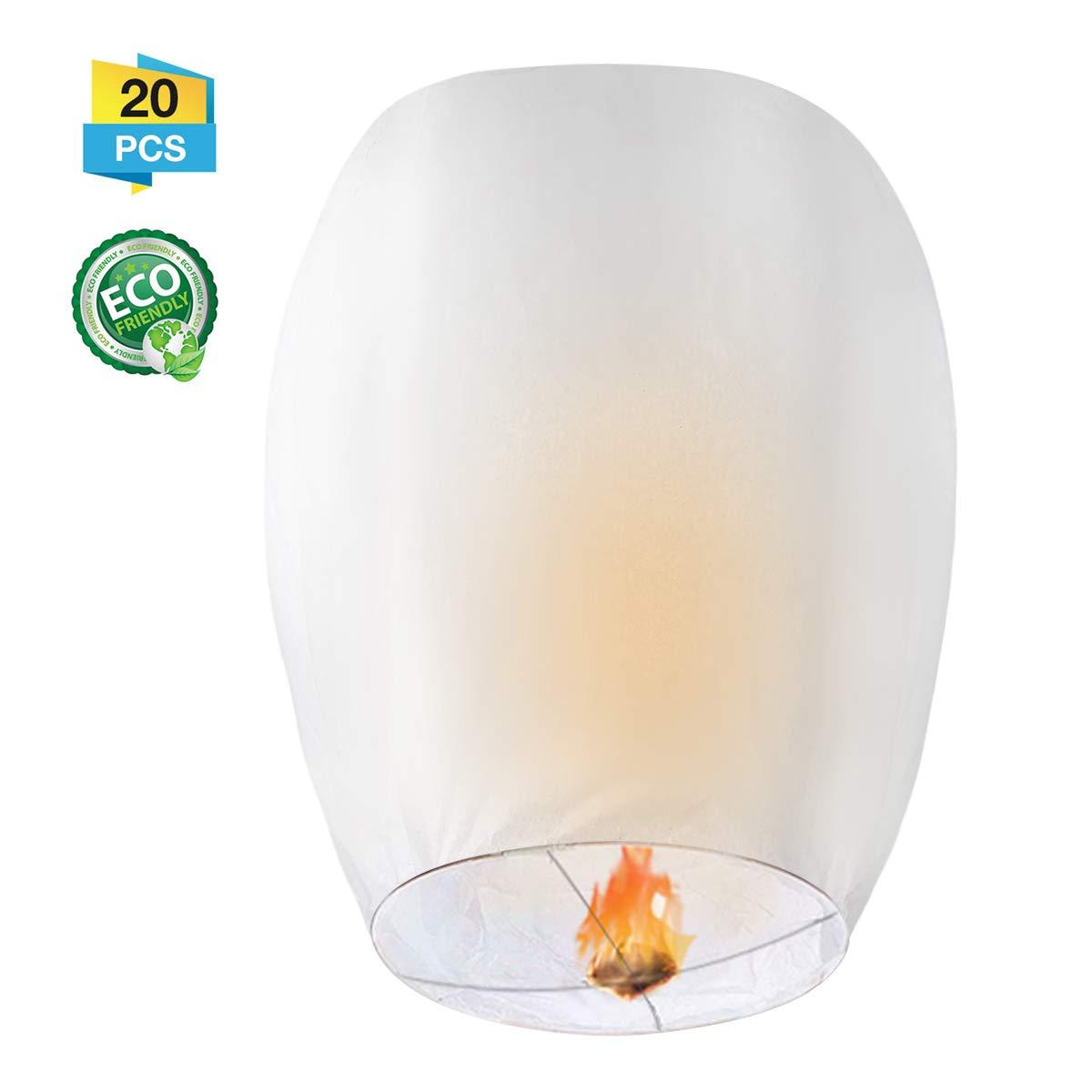 LIUMY Chinese Lanterns Pack Paper
