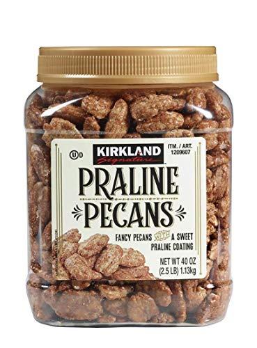 Praline Pecans 2.5lb (Family Bundle)