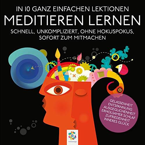 Meditieren lernen cover art