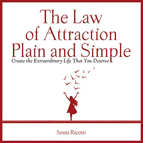 The Law of Attraction, Plain and Simple audiobook cover art