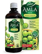 Dabur Amla Ayurvedic Juice: 100% Ayurvedic Health Juice for Immunity Boosting - 1L