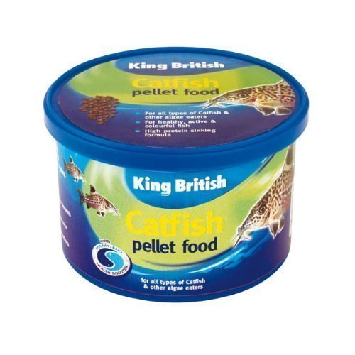 King British Catfish Pellets 65G