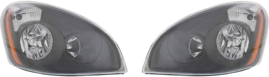 Ranking TOP17 For Inexpensive Freightliner Cascadia Headlight Side 2008-2017 and Passenger
