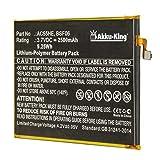 Akku-King Batterie remplace Archos AC55HE, BSF06 - Li-Polymer 2500mAh - pour Archos 55 Helium Ultra, A55 Helium