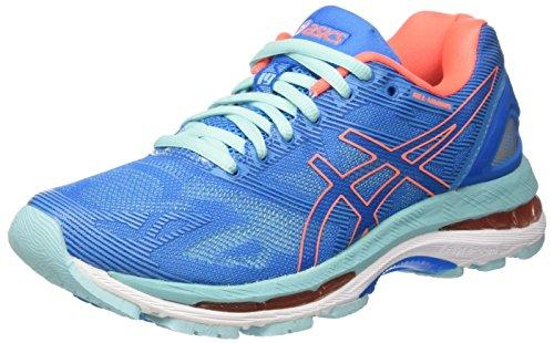 ASICS Gel Nimbus 19 Women's Running Shoes - SS17-6 - Blue