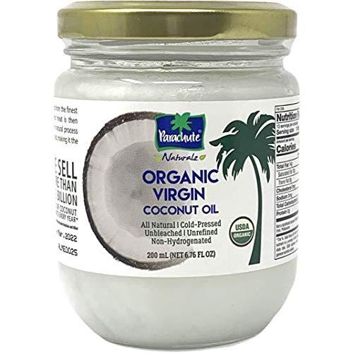Pack Of 2 - Parachute Organic Virgin Coconut Oil - 200 ML