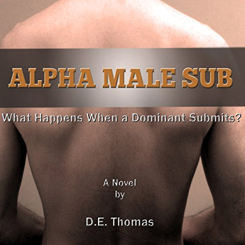 Alpha Male Sub audiobook cover art