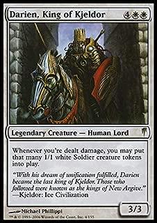 Magic: the Gathering - Darien, King of Kjeldor - Coldsnap