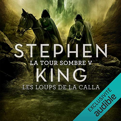 Les Loups de la Calla audiobook cover art