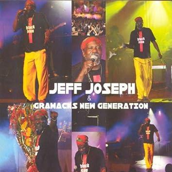 Jeff Joseph and Gramacks New Generation (Live)