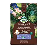 Oxbow Animal Health Garden Select Young Guinea Pig Food, Garden-Inspired Recipe for Young Guinea...