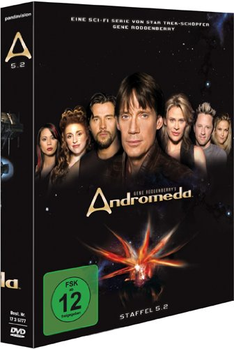 Andromeda - Season 5.2 [3 DVDs]