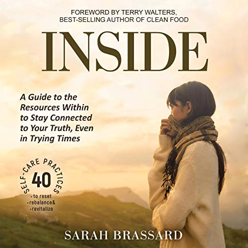 Inside Audiobook By Sarah Brassard cover art