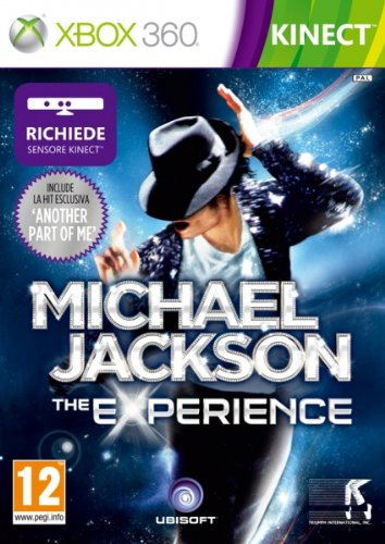 Michael Jackson The Experience D1 Vers.