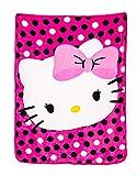 Hello Kitty 46' X 60' Plush Throw