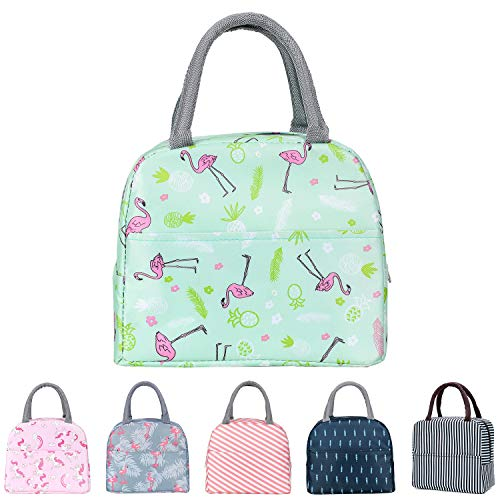 YumSur Lunch Bag Insulated Tote Bag Lunch Box Resuable Cooler Bag Lunch...
