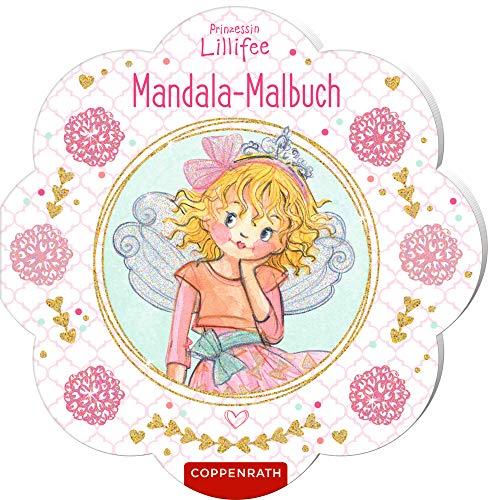 Prinzessin Lillifee: Mandala-Malbuch