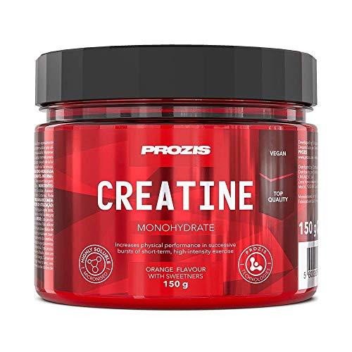 Prozis Creatine Monohydrate, Naranja - 150 gr