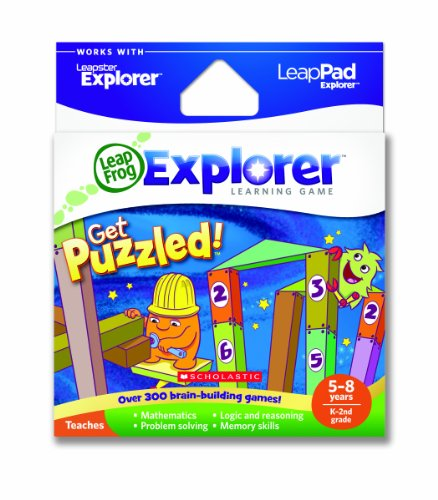 LeapFrog Explorer Learning Game: Ge…