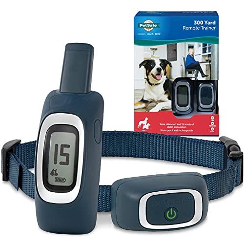 PetSafe 300 Yard Remote Training Dog Collar
