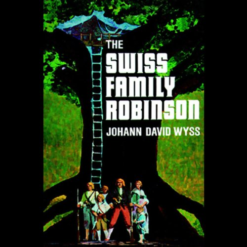 The Swiss Family Robinson audiobook cover art
