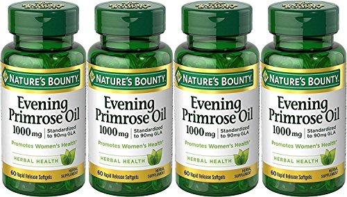 1000 mg evening primrose oil - 9