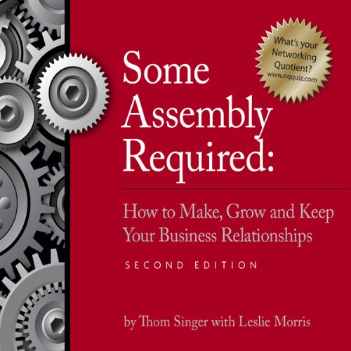 Some Assembly Required cover art