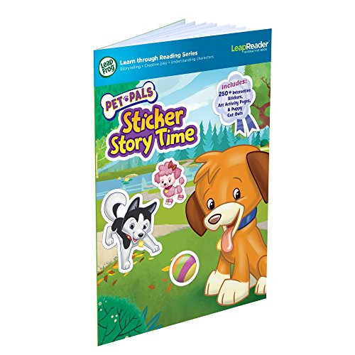 LeapFrog Tag Pet Pals Sticker Story Time