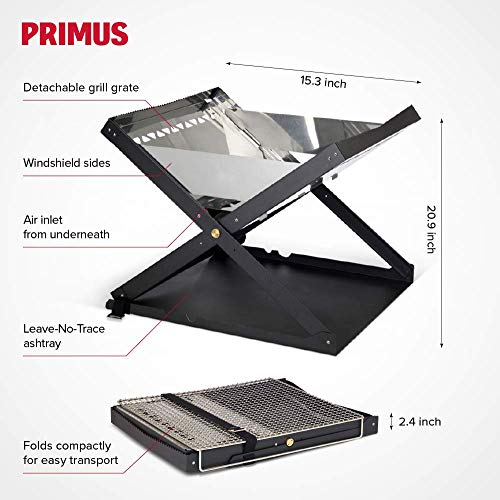 PRIMUS(プリムス)『カモトオープンファイアピットS』
