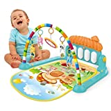 Sky Tech® Latest Baby's Piano Gym Kick and Play Multi-Function ABS High Grade