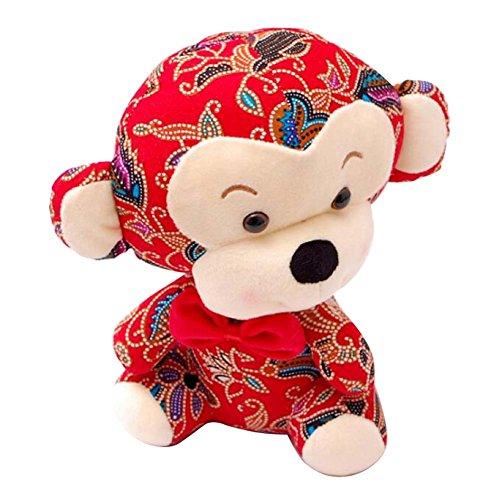 Black Temptation Lovely Pet Doll Poupée de Filles pour Enfants Poupée Peluches-Singe Chinois 10 \