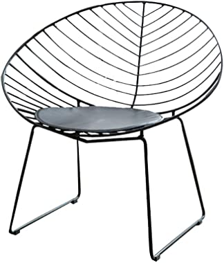 Dining Chair Simple Modern Home Chair Fashion Chair Cafe Meeting to Discuss The Chair