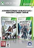 Assassin's Creed IV : Black Flag + Assassin's Creed : Rogue - [Edizione: Francia]