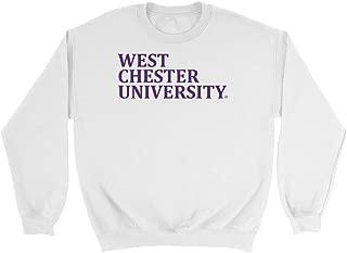 Official NCAA West Chester University Golden Rams - PPWCU02 Mens/Womens Boyfriend Sweatshirt