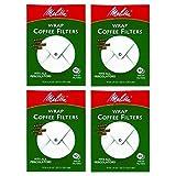 Melitta White Wrap Around Coffee Filter for Percolator (Pack of 4)