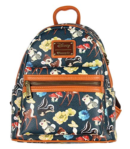 Loungefly x Disney Bambi And Friends Mini Backpack
