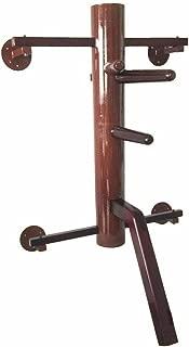 AugustaPro Wing Chun Metal Body Wall Mounted Dummy
