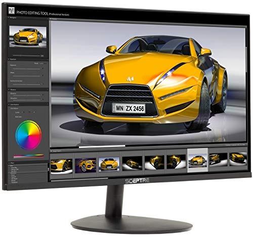"""Sceptre 24"""" Frameless Ultra Thin 1080P LED Monitor ..."""
