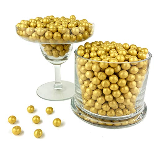 Color It Candy Shimmer Gold Sixlets