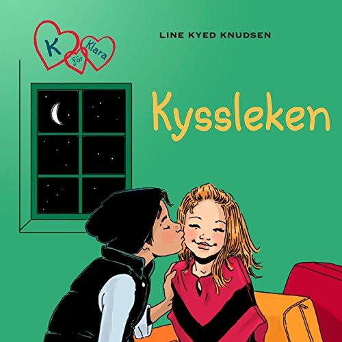 Kyssleken audiobook cover art