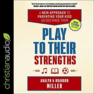 Play to Their Strengths audiobook cover art