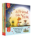 Ten Stories of Friendship: Dangerous / Friend Like You / Friends to the Rescue / Great AAA-OOO! / Gruff Grump / Smiley Shark / Train! / Very Greedy ... When You Need a Friend (Let's Read Together)