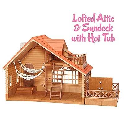 Calico Critters Lakeside Lodge