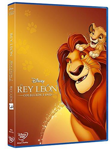 Trilogía Rey León