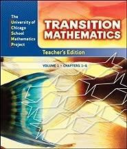 Ucsmp Grade 7 Transition Math